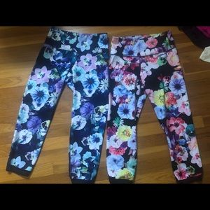 Old Navy Active Leggings Bundle.  EUC!